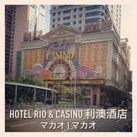 Photo taken at Rio Hotel & Casino by Yuta on 12/24/2012