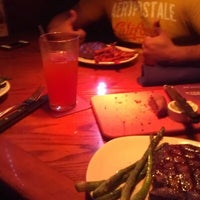 Photo taken at Outback Steakhouse by Daniel M. on 10/14/2012