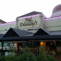 Photo taken at Fat Daddy's Sports & Spirits Cafe by Randy B. on 5/16/2014