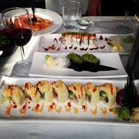 Photo taken at Jaiyen Sushi and Noodle by Jane O. on 4/26/2013