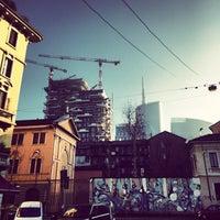 Photo taken at Mercato Isola by Francesco P. on 12/29/2013