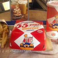 Photo taken at Burger King by Anthony G. on 11/21/2012