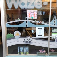 Photo taken at Waze by Charlie T. on 11/30/2012