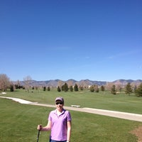Photo taken at Foothills Golf Course by Don G. on 4/28/2013