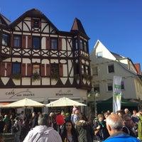 10/16/2016에 İlker G.님이 Marktplatz Reutlingen에서 찍은 사진