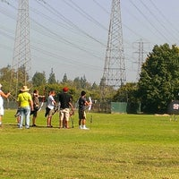 Photo taken at El Dorado Park Archery Range by Jeff R. on 8/25/2013
