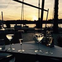 Photo taken at Lounge Bar Plaza by Gyula S. on 4/29/2015