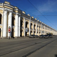 Снимок сделан в Большой Гостиный двор пользователем Maxim 4/6/2013