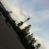 Photo taken at Парковка стадиона «Сатурн» by Maxim on 5/27/2013