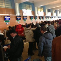Photo taken at Check-in Area (D) by Maxim on 1/23/2013