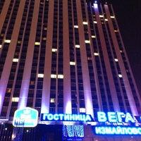 Photo taken at VEGA Izmailovo Hotel by Maxim on 11/11/2012