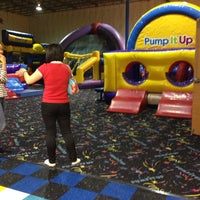 Photo taken at Pump It Up by Kim J. on 6/3/2014