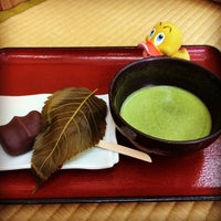Photo taken at 琴きき茶屋 by Saito R. on 9/15/2014