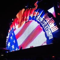 Photo taken at Red Bull Crashed Ice 2014 by Jennifer L. on 1/27/2013