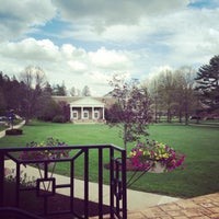 Photo taken at Houghton College by Cassie H. on 5/15/2014