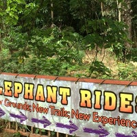 Photo taken at Langkawi Elephant Adventures by Luo W. on 9/8/2014