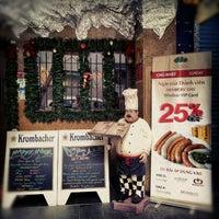 Photo taken at Gartenstadt German Restaurant by Mizugi C. on 12/24/2012