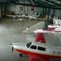 Photo taken at Teuge International Airport (EHTE) by Ratko B. on 8/7/2016