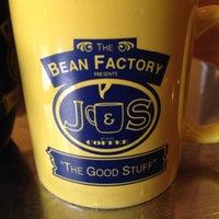 Photo taken at J&S Bean Factory by David F. on 10/21/2013