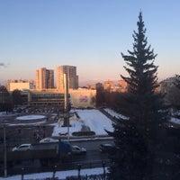 Photo taken at Гостиница Подмосковье-Подольск by Daria M. on 2/26/2016