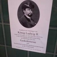 Photo taken at Gasthof zur Post Aufkirchen by Furukama on 6/15/2014