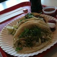 Photo taken at Pineda Tacos #3 by Sarah B. on 4/30/2013