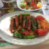 Photo taken at Urfa Kebap Salonu Manisa by Suheyla E. on 8/1/2016