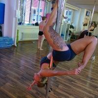 Photo taken at Mystique Pole Dance by V H. on 10/29/2015