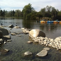 Photo taken at Whittier Narrows Regional Park by Oscar F. on 3/20/2014