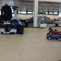 Photo taken at BMW Freese GmbH & Co. KG by Jörg H. on 5/8/2013
