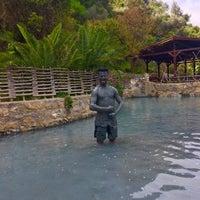 3/28/2017 tarihinde Ahmet P.ziyaretçi tarafından aqua mia çamur banyosu ve termal havuz'de çekilen fotoğraf