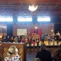Photo taken at Muziekschool Zuid-Groningen by Robin K. on 3/8/2014