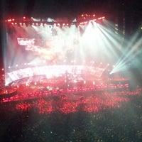 Photo taken at O2 arena by Miki N. on 11/22/2012