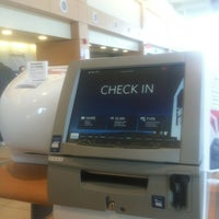 Photo taken at Delta Ticket Counter/Check-in by John J. on 2/19/2013