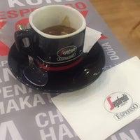 Photo taken at Segafredo Zanetti Espresso by Abdulrahman on 8/23/2016