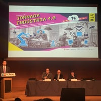 Photo taken at Palau Firal i de Congressos de Tarragona by Elena A. on 2/16/2017