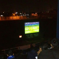 Photo taken at Stadion Persib by Yusep R. on 9/19/2015