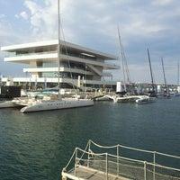 Foto tomada en Puerto de Valencia por Alex G. el 6/6/2013