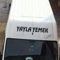 Photo taken at Yayla Yemek Fabrikası by Kadir G. on 3/15/2015