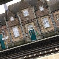 Photo taken at Kildare Railway Station by Sara A. on 2/19/2018
