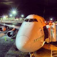 Das Foto wurde bei Lufthansa Flight LH 405 von Martin O. am 1/3/2013 aufgenommen