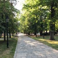 Photo taken at Palackého Gardens by Martin O. on 6/27/2017