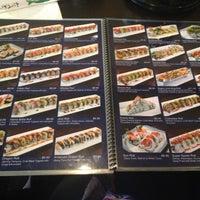 Photo taken at Niji Sushi by Yuls on 2/21/2013