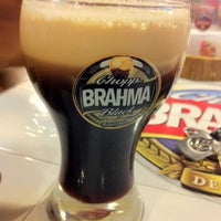Photo taken at Quiosque Chopp Brahma by Anderson M. on 1/31/2013