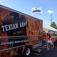 Photo prise au Texian Army #TAilgate par James H. le8/3/2014