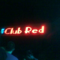 Photo taken at Club Red by Kimberly D. on 9/22/2012