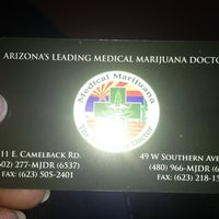 Photo taken at The Marijuana Doctor by Kimberly D. on 1/11/2014