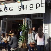 Photo taken at Egg Shop by Anna B. on 9/20/2014