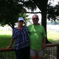 Photo taken at Cedar Creek Lake Plumbing by Joe G. on 7/20/2014