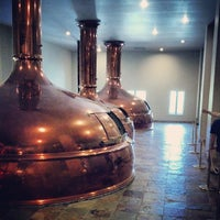 Photo taken at New Glarus Brewing Company by Lou K. on 7/22/2013